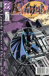 Cover Thumbnail for Batman (1940 series) #440 [Newsstand Edition]