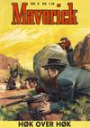 Cover for Maverick (Illustrerte Klassikere / Williams Forlag, 1964 series) #5