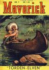 Cover for Maverick (Illustrerte Klassikere / Williams Forlag, 1964 series) #7