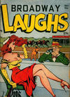 Cover for Broadway Laughs (Prize, 1950 series) #v9#10