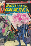 Cover Thumbnail for Battlestar Galactica (1979 series) #9 [British Price Variant]