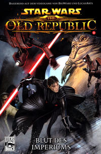 Cover Thumbnail for Star Wars Sonderband (Panini Deutschland, 2003 series) #61 - The Old Republic II - Blut des Imperiums
