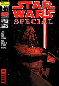 Cover Thumbnail for Star Wars Special (Dino Verlag, 1999 series) #5