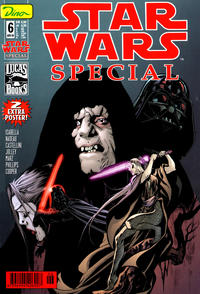 Cover Thumbnail for Star Wars Special (Dino Verlag, 1999 series) #6