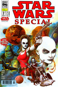 Cover Thumbnail for Star Wars Special (Dino Verlag, 1999 series) #7