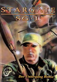 Cover Thumbnail for Stargate SG-1 - Der Untergang Roms (Panini Deutschland, 2005 series) #1