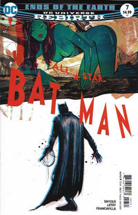 Cover Thumbnail for All Star Batman (DC, 2016 series) #7 [Tula Lotay Cover Variant]