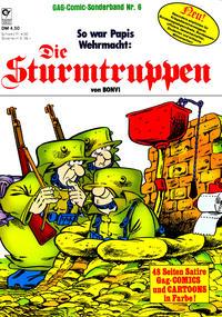 Cover Thumbnail for Die Sturmtruppen (Condor, 1978 series) #6