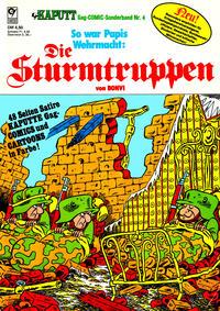 Cover Thumbnail for Die Sturmtruppen (Condor, 1978 series) #4