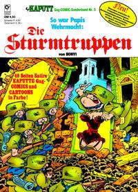 Cover Thumbnail for Die Sturmtruppen (Condor, 1978 series) #5