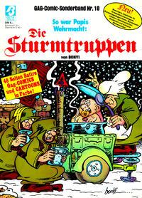 Cover Thumbnail for Die Sturmtruppen (Condor, 1978 series) #18