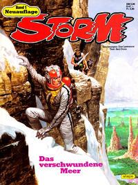 Cover Thumbnail for Storm (Egmont Ehapa, 1987 series) #1 - Das verschwundene Meer