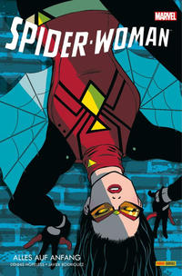 Cover Thumbnail for Spider-Woman (Panini Deutschland, 2015 series) #2 - Alles auf Anfang