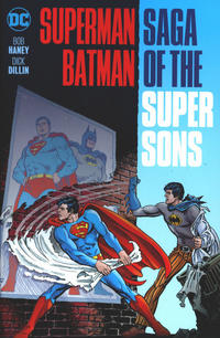 Cover Thumbnail for Superman / Batman: Saga of the Super Sons (DC, 2017 series)