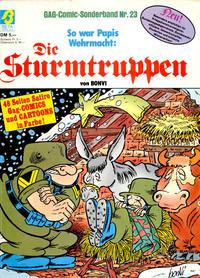Cover Thumbnail for Die Sturmtruppen (Condor, 1978 series) #23