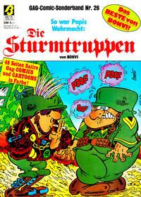 Cover Thumbnail for Die Sturmtruppen (Condor, 1978 series) #26