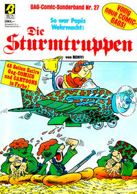 Cover Thumbnail for Die Sturmtruppen (Condor, 1978 series) #27