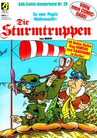 Cover Thumbnail for Die Sturmtruppen (Condor, 1978 series) #29