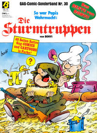 Cover Thumbnail for Die Sturmtruppen (Condor, 1978 series) #30