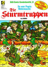 Cover Thumbnail for Die Sturmtruppen (Condor, 1978 series) #31