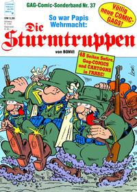 Cover Thumbnail for Die Sturmtruppen (Condor, 1978 series) #37