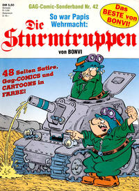 Cover Thumbnail for Die Sturmtruppen (Condor, 1978 series) #42