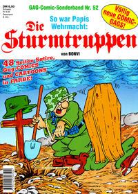 Cover Thumbnail for Die Sturmtruppen (Condor, 1978 series) #52