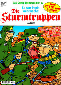 Cover Thumbnail for Die Sturmtruppen (Condor, 1978 series) #57
