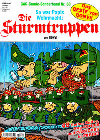 Cover Thumbnail for Die Sturmtruppen (Condor, 1978 series) #60