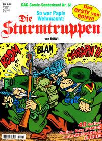 Cover Thumbnail for Die Sturmtruppen (Condor, 1978 series) #61