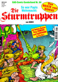 Cover Thumbnail for Die Sturmtruppen (Condor, 1978 series) #64