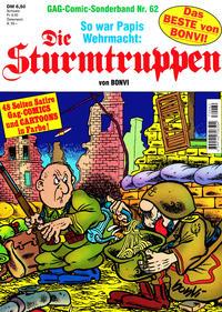 Cover Thumbnail for Die Sturmtruppen (Condor, 1978 series) #62