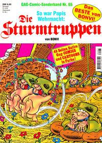 Cover Thumbnail for Die Sturmtruppen (Condor, 1978 series) #65