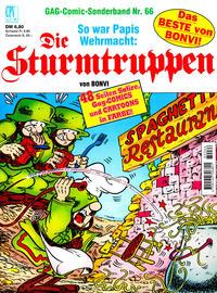Cover Thumbnail for Die Sturmtruppen (Condor, 1978 series) #66