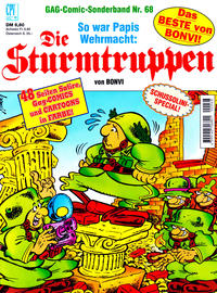 Cover Thumbnail for Die Sturmtruppen (Condor, 1978 series) #68