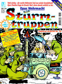 Cover Thumbnail for Die Sturmtruppen (Condor, 1978 series) #70