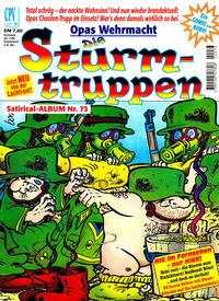 Cover Thumbnail for Die Sturmtruppen (Condor, 1978 series) #73