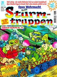 Cover Thumbnail for Die Sturmtruppen (Condor, 1978 series) #74