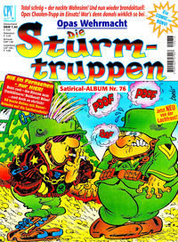Cover Thumbnail for Die Sturmtruppen (Condor, 1978 series) #76