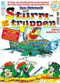 Cover Thumbnail for Die Sturmtruppen (Condor, 1978 series) #77