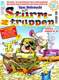 Cover Thumbnail for Die Sturmtruppen (Condor, 1978 series) #80