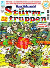 Cover Thumbnail for Die Sturmtruppen (Condor, 1978 series) #81
