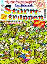 Cover Thumbnail for Die Sturmtruppen (Condor, 1978 series) #85