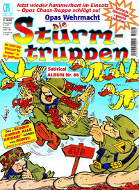 Cover Thumbnail for Die Sturmtruppen (Condor, 1978 series) #86
