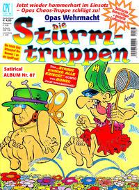 Cover Thumbnail for Die Sturmtruppen (Condor, 1978 series) #87