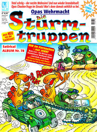 Cover Thumbnail for Die Sturmtruppen (Condor, 1978 series) #78