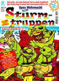 Cover Thumbnail for Die Sturmtruppen (Condor, 1978 series) #71