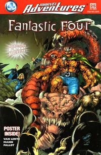 Cover Thumbnail for Marvel Adventures Flip Magazine (Marvel, 2005 series) #25