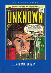 Cover Thumbnail for Collected Works: Adventures into the Unknown (PS, 2011 series) #11