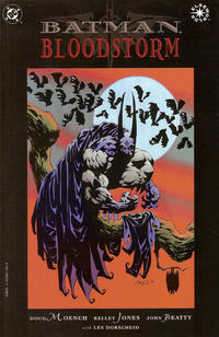 Cover Thumbnail for Batman: Bloodstorm (DC, 1995 series)  [First Printing]